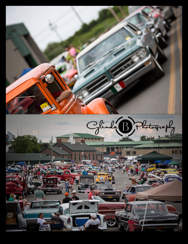 car show, syracuse nationals
