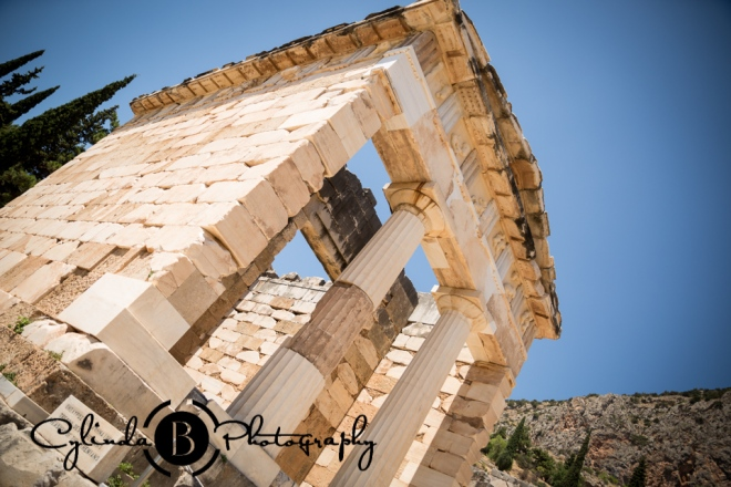 Delphi, Greece-1825