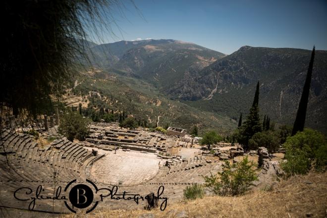 Delphi, Greece-1855