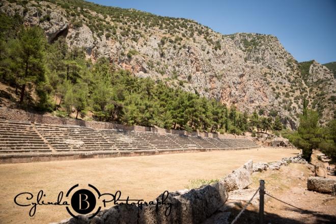 Delphi, Greece-1890