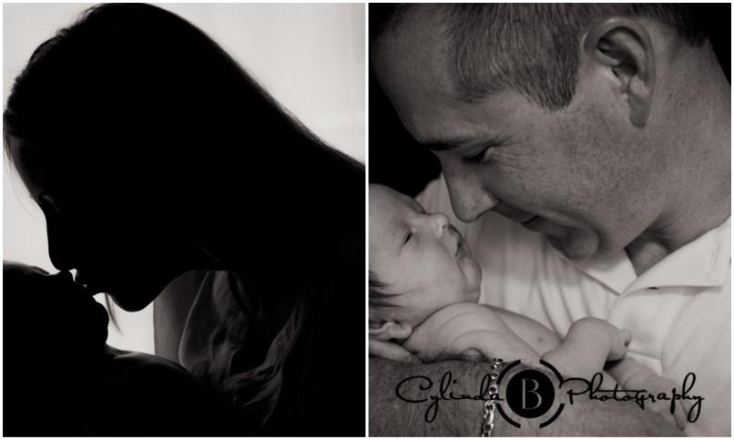 newborn, photography, mom, dad