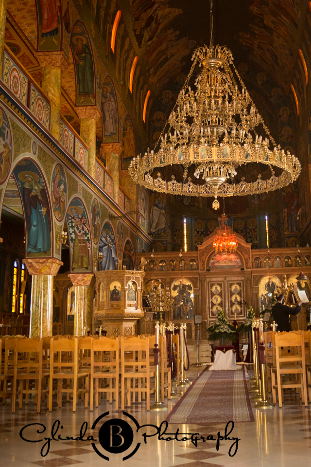 Nafpakos, greece, cathedral