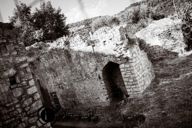 Medieval town, Nafpakos, greece