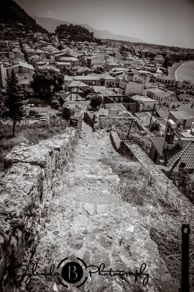 Nafpakos, greece, medieval town, casstle