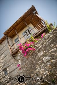 Nafpakos, greece, medieval town