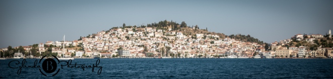 greece, poros, sailing