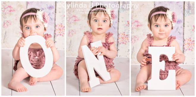cake smash, baby girl, syracuse ny photography, 1st birthday, Cylinda B Photography