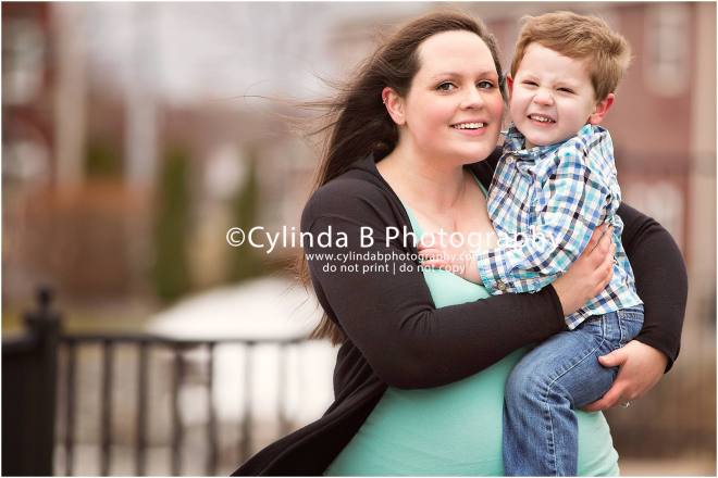 Maternity Photography, Family photography, Syracuse NY Photographer, Cylinda B Photography, Mother and son