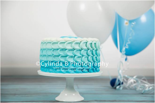 Children Photography, Syracuse NY, Cylinda B Photography, cake smash