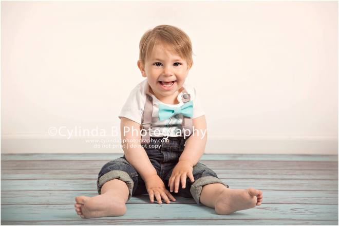 Children Photography, Syracuse NY, Cylinda B Photography, Baby boy, one year old
