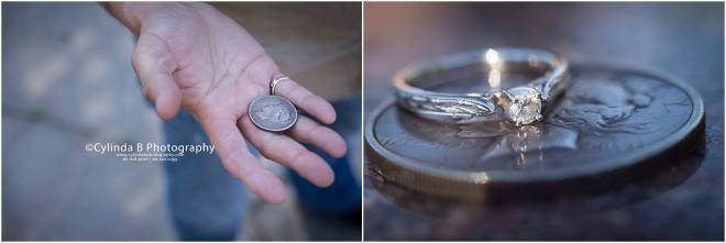 syracuse engagement, Franklins Square, photographer