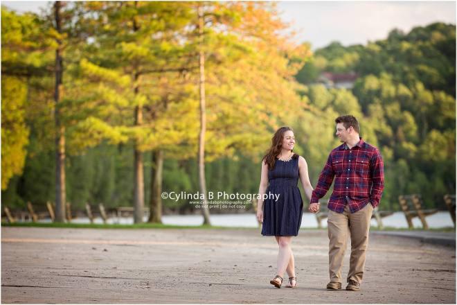 green lakes engagement, photographer, cylinda b photography