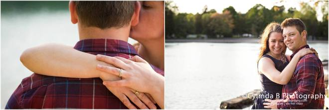 green lakes engagement, photographer, cylinda b photography