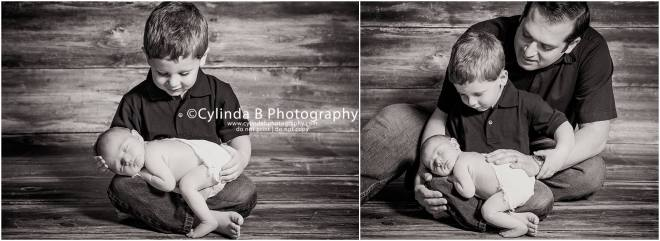 newborn, photography, photos, syracuse, ny, cylinda b photography, baby boy, sibling