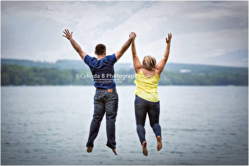 Anyela's Vineyard + Skaneateles Lake Engagement | Justin +Shelby