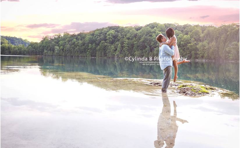 Green Lakes Engagement | Shaun +Ana