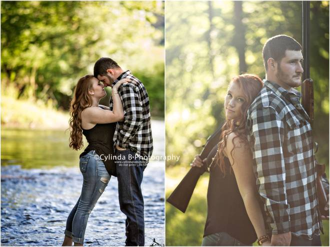 Jamesville, engagement, syracuse, photography, Cylinda B photography, shotgun
