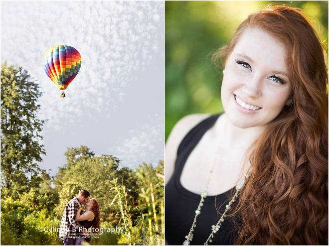 Jamesville, engagement, syracuse, photography, Cylinda B photography, balloon