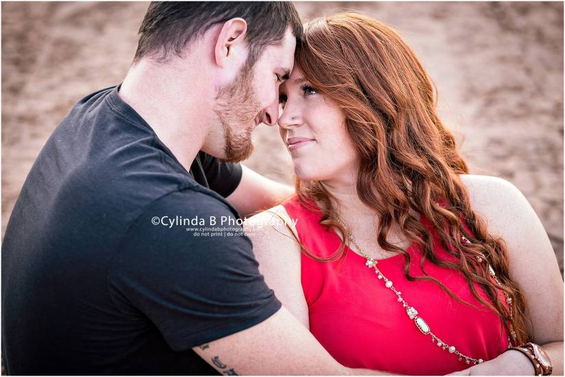 Jamesville Beach Engagement | Sydney + Owen