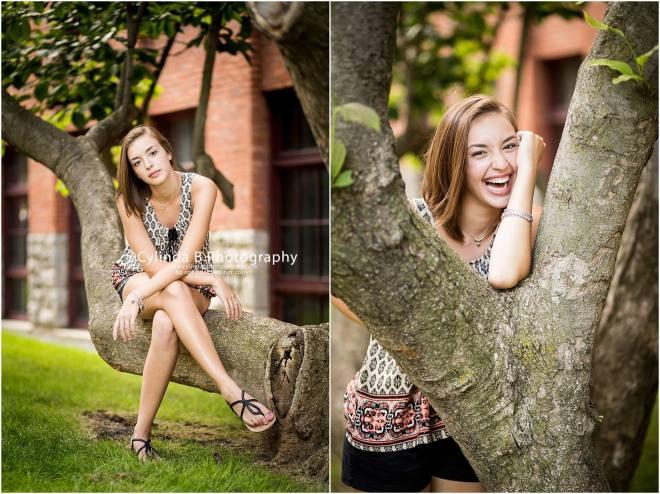 high school senior, girl, syracuse, ny, photography, photos, Franklin Square, Cylinda B Photography