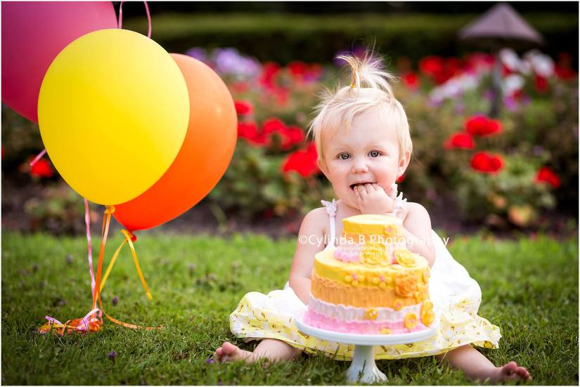 Cake Smash | Syracuse, NY Family Photography