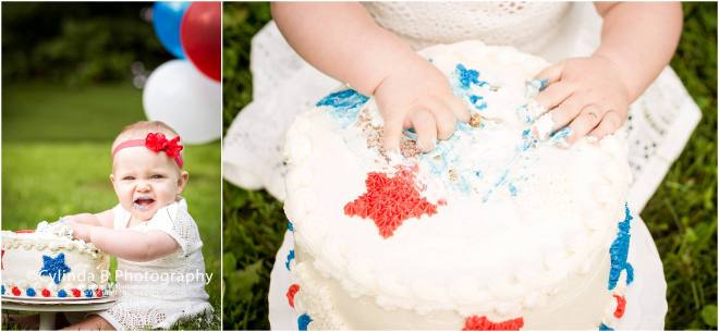 Syracuse photography, Cake smash, Cylinda B photography, baby-11