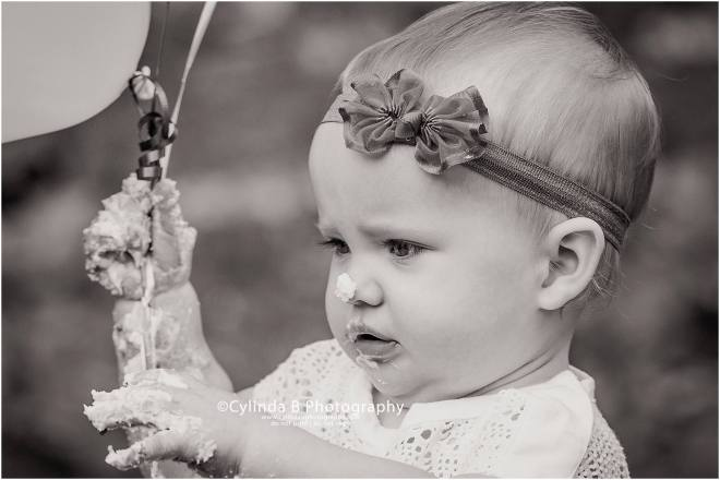Syracuse photography, Cake smash, Cylinda B photography, baby-12