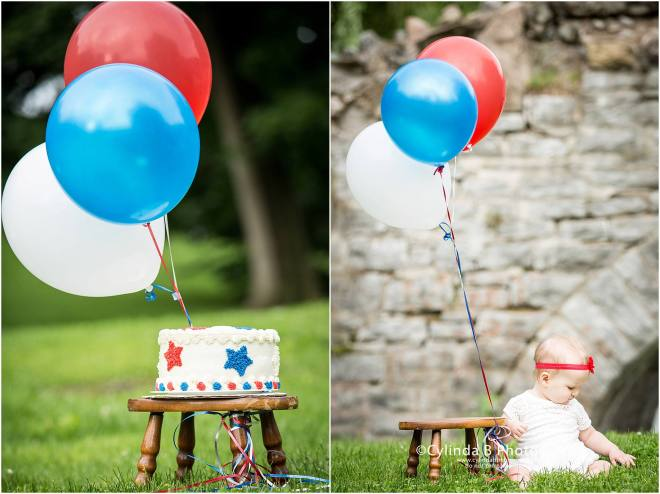 Syracuse photography, Cake smash, Cylinda B photography, baby-3