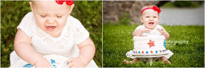 Syracuse photography, Cake smash, Cylinda B photography, baby-8