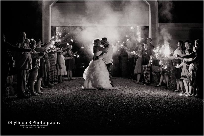 MKJ Farm Wedding | James +Trisha