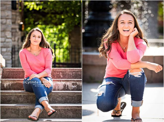 high school senior, portraits, photography, cylinda b photography-1
