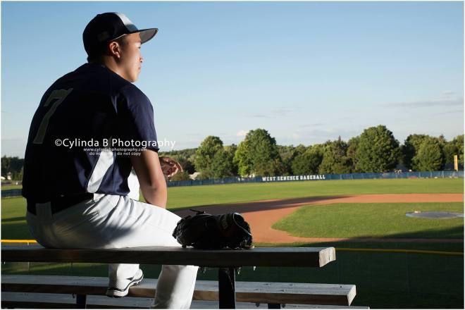 Syracuse, Photography, High School, Senior, Portraits, baseball, west genesee-16