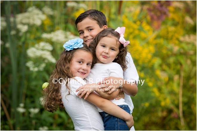 Gender Reveal, Cake, Family Portraits, Cylinda B Photography, Syracuse-10