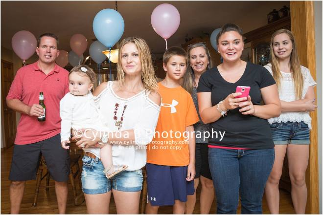 Gender Reveal, Cake, Family Portraits, Cylinda B Photography, Syracuse-20