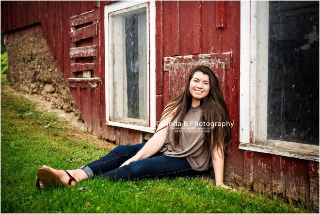 Gillie Lake, Photography, High School Senior, Cylinda B Photography-5