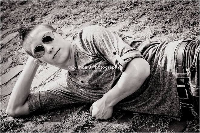 Thorndon Park, Senior portraits, Cylinda B Photography, boy-3