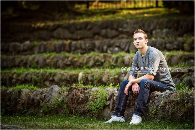 Thorndon Park, Senior portraits, Cylinda B Photography, boy-5