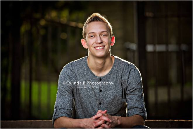 Thorndon Park, Senior portraits, Cylinda B Photography, boy-7