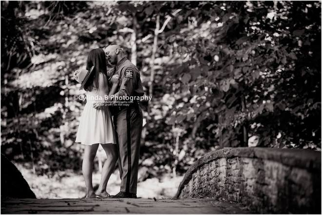 Fillmore Glen Engagement, waterfall engagement, men in blue, engagement, syracuse, cylinda b photography 4
