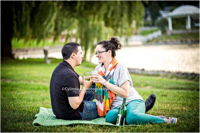 Franklin Square, Engagement, City Engagement, Photo, Cylinda B Photography-10