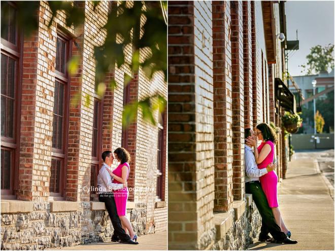Franklin Square, Engagement, City Engagement, Photo, Cylinda B Photography-4