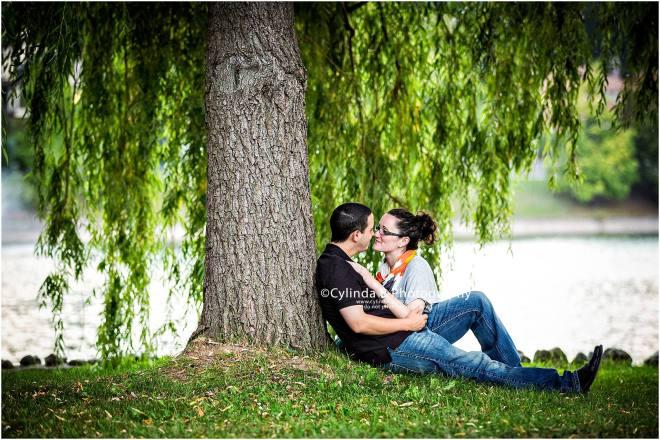 Franklin Square, Engagement, City Engagement, Photo, Cylinda B Photography-9