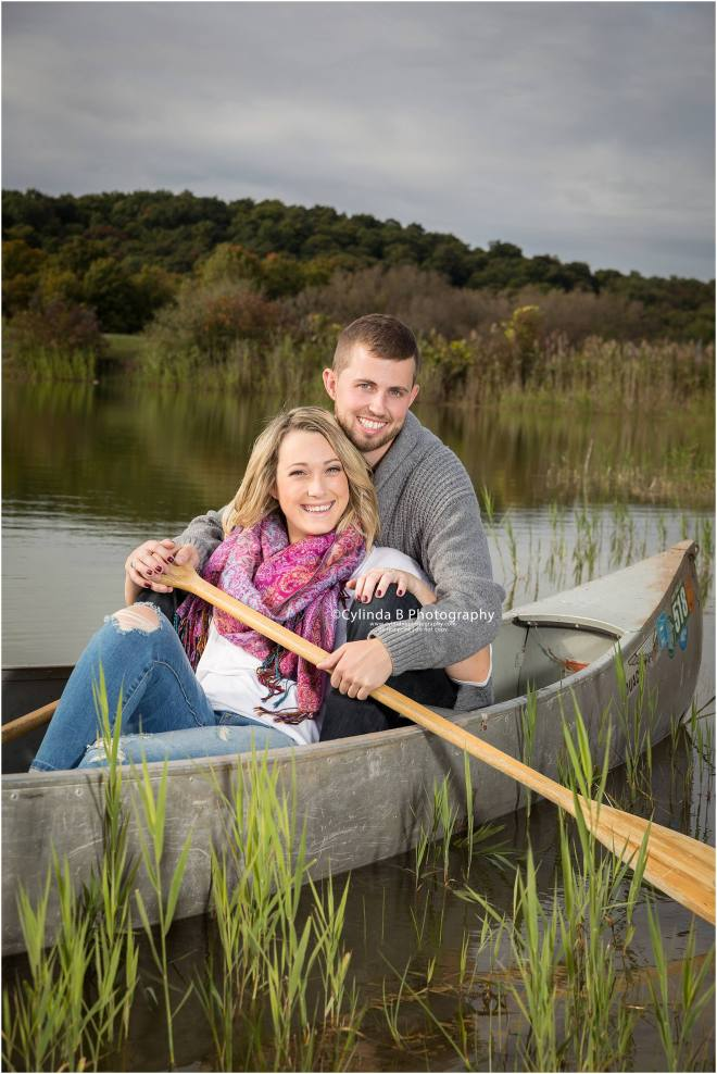 Gillie Lake Engagement, Syracuse Engagement, Canoe, Wedding, Photo, Cylinda B Photography-7