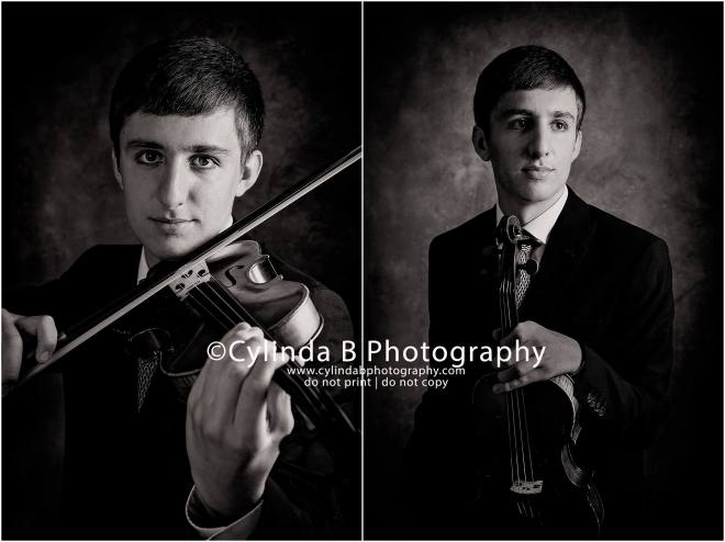 high school senior photography, guy, boy, cylinda B photography, violin-1