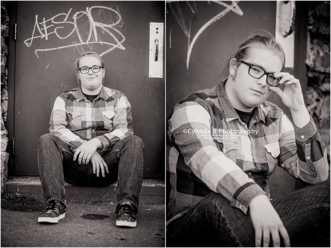 Syracuse Senior Portraits, Drummer, senior guy-6