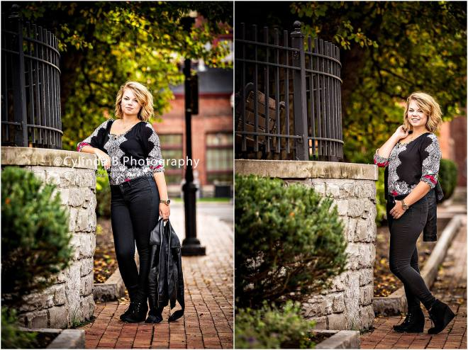 Franklin Square, Syracuse, senior portraits, girl, portrait, downtown portraits, Cylinda B Photography-21
