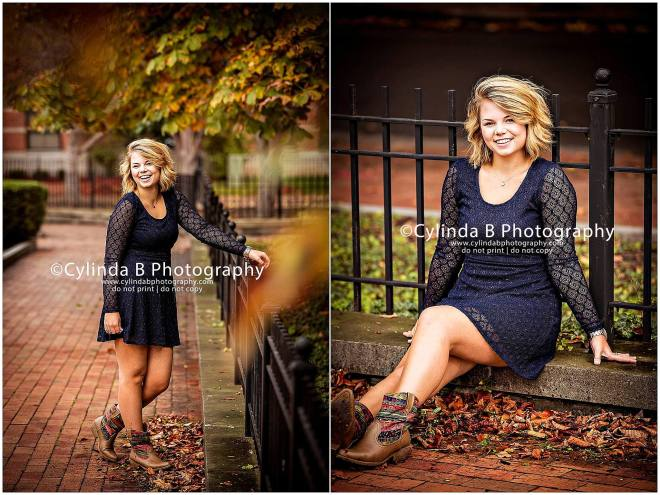 Franklin Square, Syracuse, senior portraits, girl, portrait, downtown portraits, Cylinda B Photography-15