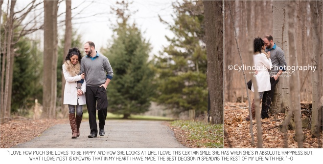 engagement photography, winter engagement, syracuse engagement, syracuse wedding photographer, Cylinda B Photography
