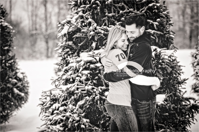 syracuse engagement, winter engagement, Syracuse wedding photographer, cylinda b photography