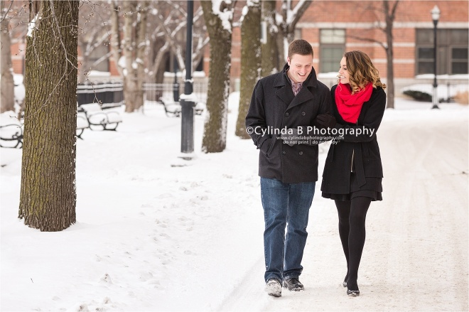 Syracuse Engagement, Franklin Square, chengerians tree land, Cylinda B Photography-4
